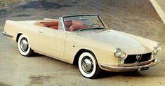 Fiat Abarth 2200 Spyder Allemano, 1960