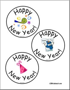 New Year's Day Theme from ABC Teach