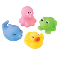 Squeeze Toys 1000 Books Before Kindergarten, Natural Rubber Latex, Rubber Duck, Latex Free, Sea Creatures, Colours, Toys, Gloves, Activity Toys