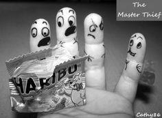 Ujjfotók  Funny pictures of fingers