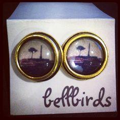 One Tree Hill cufflinks One Tree Hill, Cufflinks, Gemstone Rings, Gemstones, Fun, Handmade, Jewelry, Design