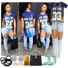 A fashion look from March 2014 featuring LOTTA jeans, MICHAEL Michael Kors tote bags and ASOS rings. Browse and shop related looks.