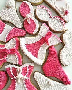 Lorena Rodríguez. Cancer Awareness cookies.