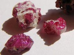 Ruby is a red gemstone variety of Corundum. Ruby is a 40th Anniversary gemstone.