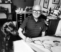 This week, we mourn the loss of WWII U.S. Navy Veteran--and GI Bill graduate--Brad Anderson, who was best known as the creator of the classic comic, Marmaduke. He was 91.
