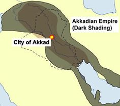 The Akkadian Empire reached its political peak between the 24th and 22nd centuries BC, following the conquests by its founder Sargon of Akkad (2334–2279 BC). Under Sargon and his successors, Akkadian language was briefly imposed on neighboring conquered states such as Elam. Akkad is sometimes regarded as the first empire in history, though there are earlier Sumerian claimants. Akkadian Empire, Ancient Mesopotamia, Sumerian, Reign, Politics, Language, History, Historia, Languages