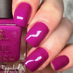 Primark PS Nail Polish Neons Purple Glow