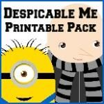 Despicable Me Printable Pack