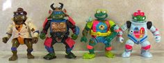 I used to have to ton of TMNT figures, and about all the videos.  I was a HUGE TMNT fan.