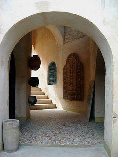 upintheatticus:   la medina d'agadir by herr_S on Flickr. Agadir, Morocco