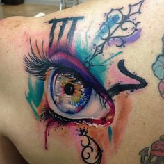 Look at Me! - Mike Schultz #tattoofriday