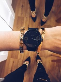 Watch Cluse màu đen
