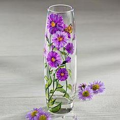 Aster Garden Vase by Uno Alla Volta