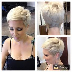 19012 | by short hairstyles and makeovers