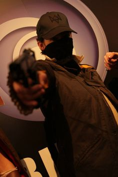 Gamescom Ubisoft Day 3 - Aiden Pearce by DarkyMoony on DeviantArt Best Cosplay, Awesome Cosplay, Video Game, Deviantart, Day, Gaming, Pictures, Collection, Watch