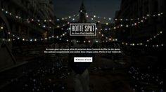 """Kassius pour Jean-Paul Gaultier - parfums Le Mâle, Classique, """"Hotte Spot, www.jeanpaulgaultier.com/fr"""" - décembre 2013 - Tous les autres su..."""