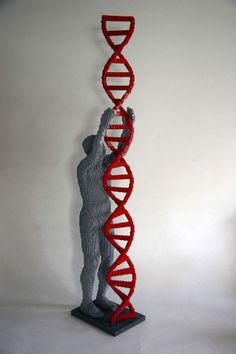 We love Lego. And with think this DNA Lego sculpture by artist Nathan Sawaya is especially lovable. Photography Gear, Amazing Photography, Construction Lego, Best Camera Lenses, Lego Sculptures, Brick Art, Amazing Lego Creations, Best Digital Camera, Lego Room