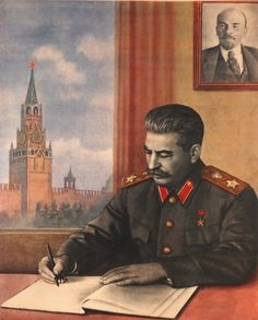 Soviet Communism Propaganda as a failed Collectivist Experiment and its effect on World History explained in the video documentary The Soviet Story Ww2 Propaganda Posters, Communist Propaganda, Fosse Commune, Tsar Nicolas Ii, Bolshevik Revolution, Back In The Ussr, Joseph Stalin, Social Realism, Russian Revolution