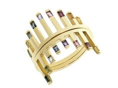 Cool Jewel: Ruifier Solstice stacking rings