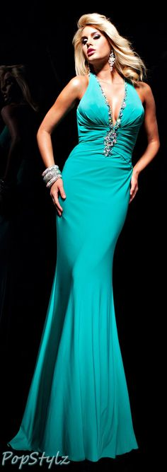 Tony Bowls Gorgeous Gown