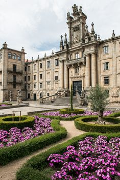 Hospedería San Martín Pinario, Santiago de Compostela, #Spain, and 12 other monasteries where you can stay the night