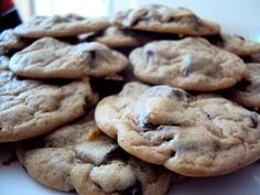 cholesterol free chocolate chip cookies