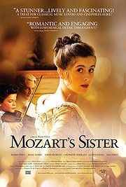 Mozart's Sister (2011)-looks like a possible tripecycle, but have to see all the same.