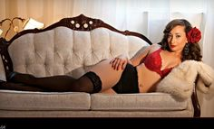 And booked my Boudoir session @ Sugar & Spice!