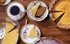 Buttermilk lemon chess pie