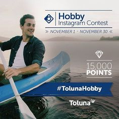 We want to see your favorite Hobby! Show us your hobby, a hobby you want to try, or even your friend doing a hobby to enter in our new Instagram and Twitter contest:#TolunaHobby!  As always, there will be two winners who take home 15,000 points each – one selected from Instagram and the other selected from Twitter.  To enter, simply: · Follow @Toluna on Instagram or Twitter, depending on which platform you enter from · Select a picture of your hobby, upload it to Twitter or Instagram · Tag…
