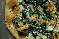 Sprøde pizzabunde |