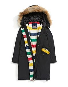 HBC | Women | Womens Parka with Coyote Fur | Hudson's Bay