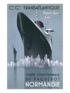 or I do love vintage nautical...hmmm