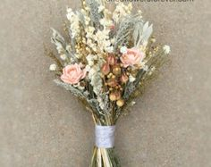 Pink Vintage Wildflower Collection  DIY by DriedFlowersForever