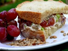 Chicken Salad My Way from NoblePig.com