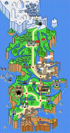 Here's What Game of Thrones Would Look Like As A Mario Game (NESteros)