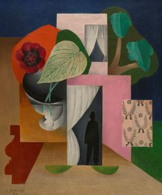 Léopold Survage : Composition, 1915