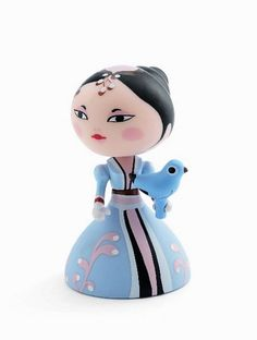 Himeka - Princesses Arty Toy by Djeco