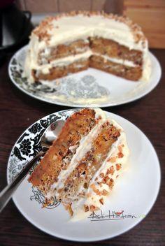 Carrot Cake - Adi Hadean
