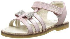 awesome Garvalín 162612 Zapatos de primeros pasos, Bebé-niñas, Rosa (Serraje Laminado), 25