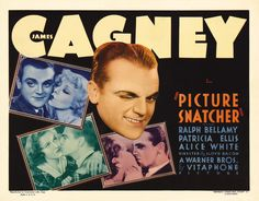 ...  love those fast-talking early Cagney films like 'Hard to Handle' and 'Picture Snatcher'. Description from willmckinley.wordpress.com. I searched for this on bing.com/images