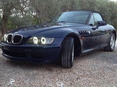 BMW Z3 completamente detallado...
