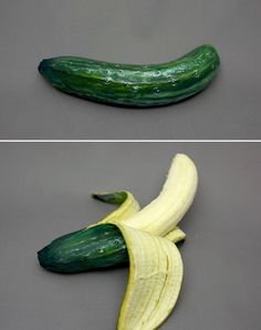 Food disguised as other food
