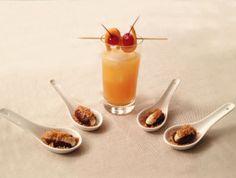 Cocktail Mai Tai e Datteri Farciti