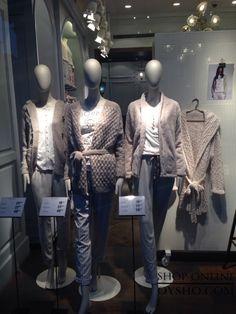 Window shopping at @oyshostore in Milan