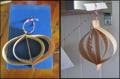 Nylon Admiral: A Bookish Christmas Decoration DIY