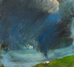 Waves, Landscape, Painting, Outdoor, Art, Outdoors, Art Background, Scenery, Painting Art