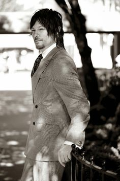 norman reedus magazine | NORMAN REEDUS FOR GQ JAPAN JANUARY 2014 | Fashion Vertigo