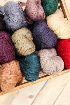 Wool and camel combine in Juniper Moon Farm Dromedary, a new cable-plied yarn for Spring Yarn Braids, Yarn Cake, Yarn Stash, Knitting Yarn, Camel, Moon, Yarns, Throw Pillows, Spring
