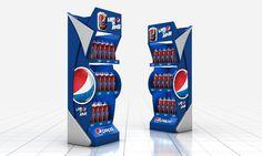 Pepsi Gondola